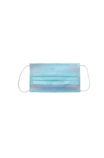 3 LAYER SURGICAL FACE PROTECTIVE MASK GREEN 100 PIECES - Thumbnail