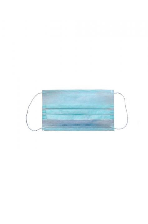 3 LAYER SURGICAL FACE PROTECTIVE MASK GREEN 100 PIECES