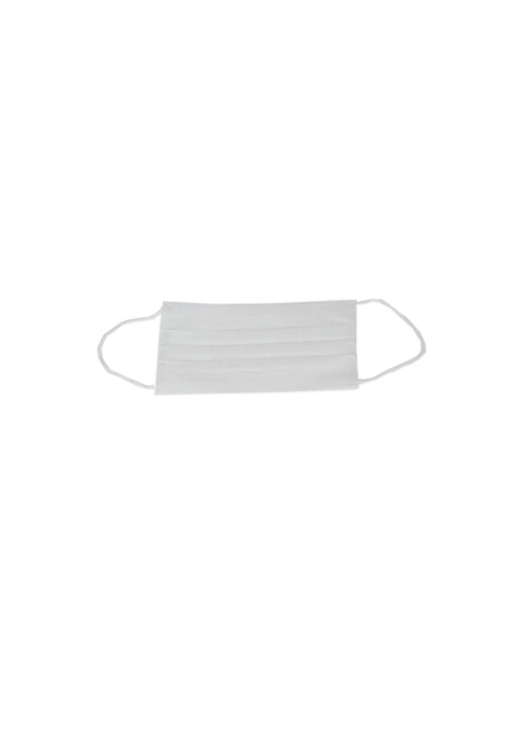3 Layer Surgical Face Mask White 100 Pieces