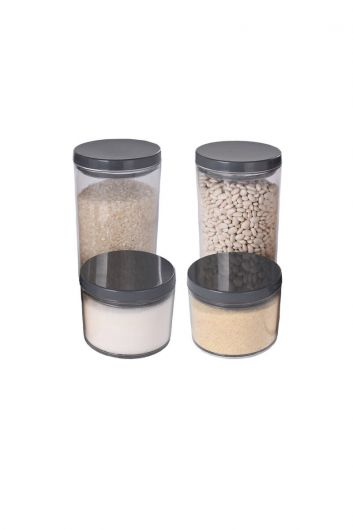 MARKAPIA HOME - 4 Pieces Storage Container (1)