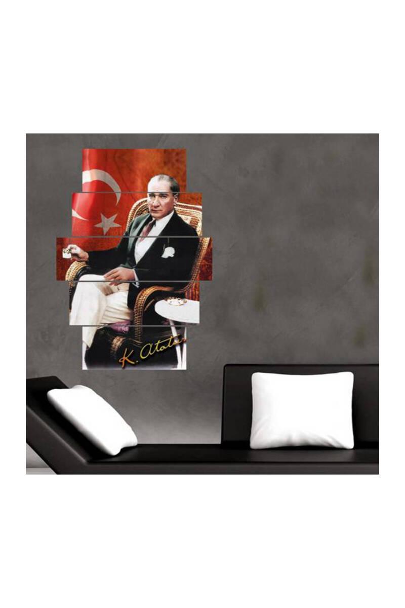 Mustafa Kemal Atatürk Mdf Tablo