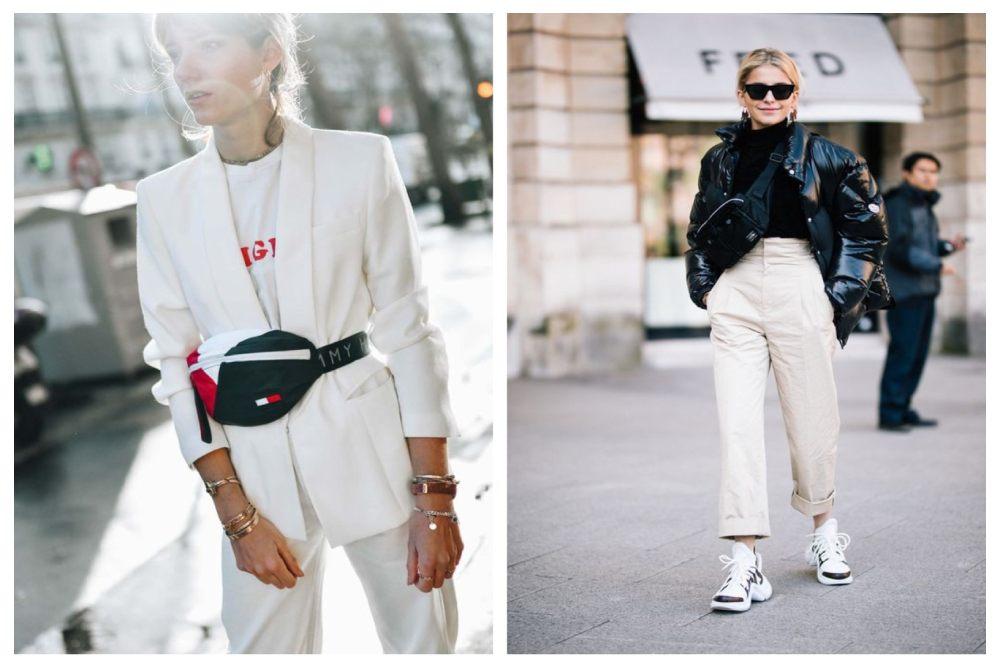 Beyaz Pantolon Üstüne Ne Giyilir?