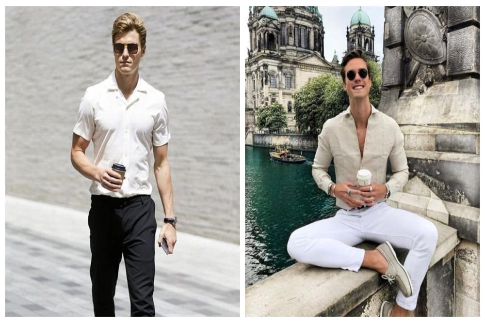 Erkek Yazlık Giyim Kombinleri