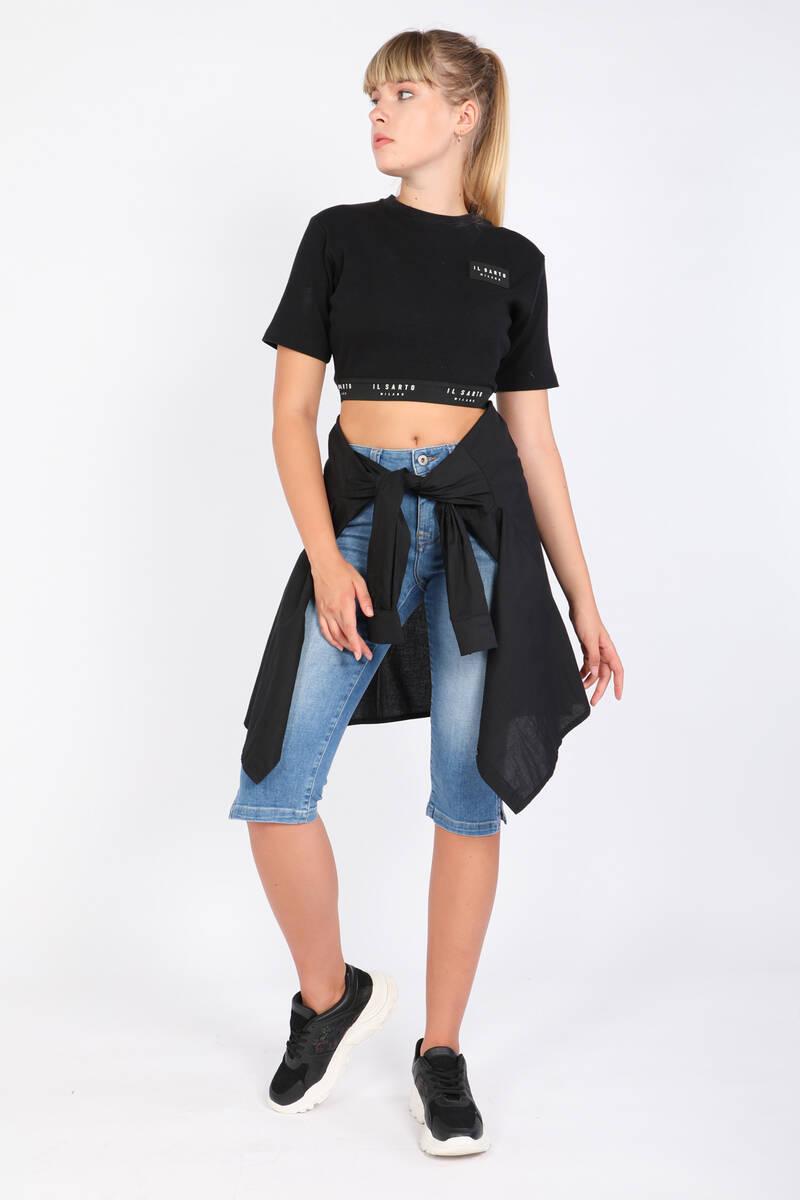 Banny Jeans Kadın Kapri