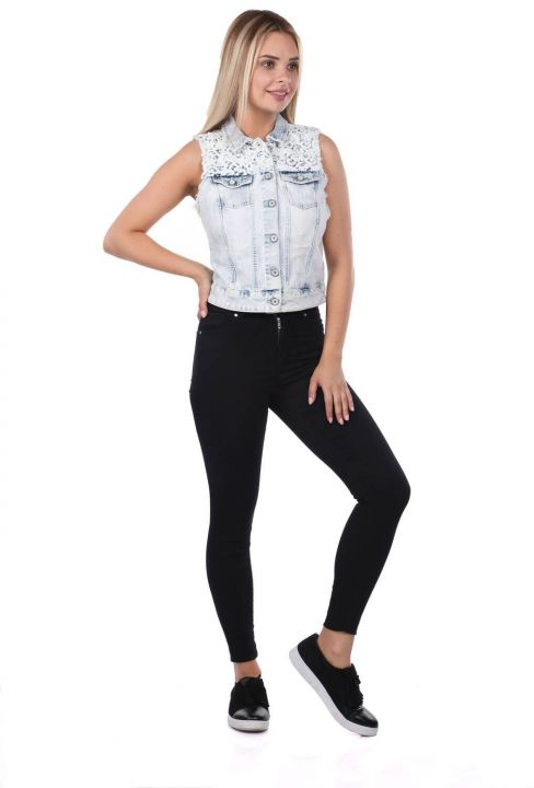 Banny Jeans Kadın Yelek