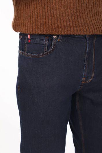 جينز نيلي للرجال من Banny - Thumbnail