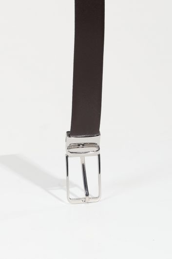 MARKAPIA - Women's Bitter Brown Hard Belt (1)