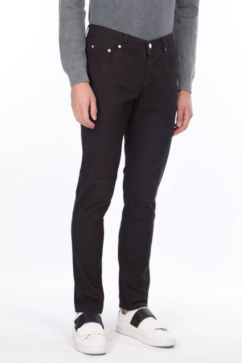 MARKAPIA MAN - Black Men's Chino Pants (1)