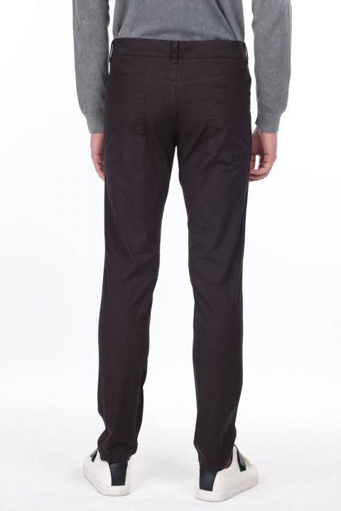 Black Men's Chino Pants