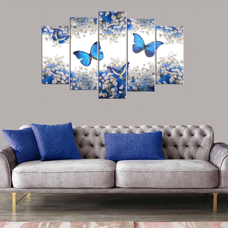 Стол из МДФ Blue Butterfly 5 шт.