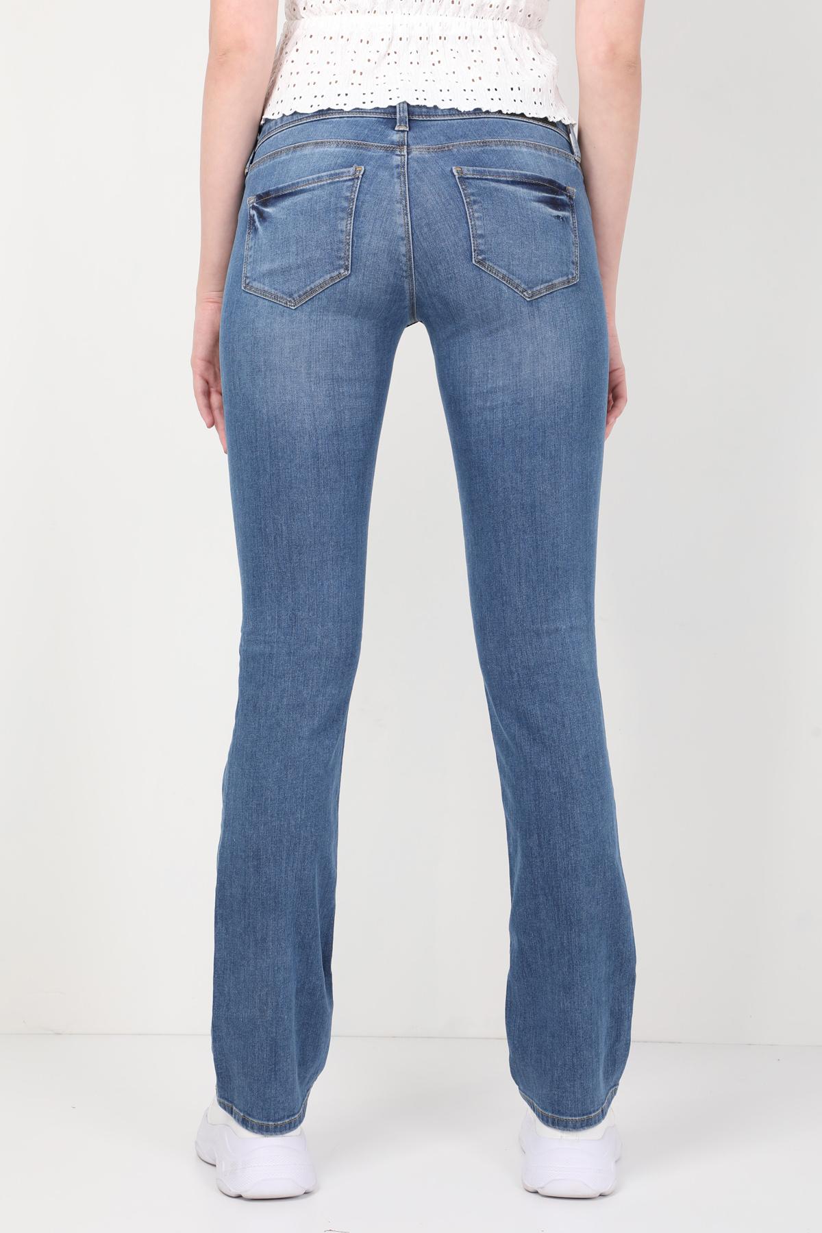 Blue Eyes Kadın Jean Pantolon