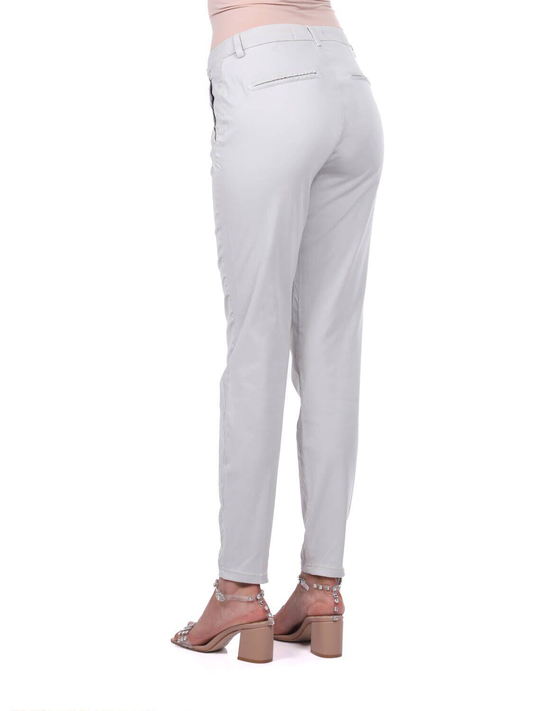 Blue White Kadın Dar Paça Pantolon