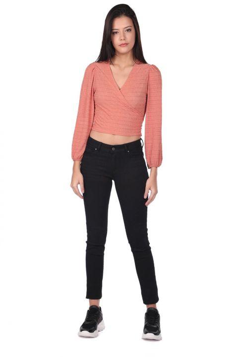 Синие белые женские черные узкие джинсовые брюки