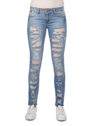 Bny Jeans Kadın Kot Pantolon - Thumbnail