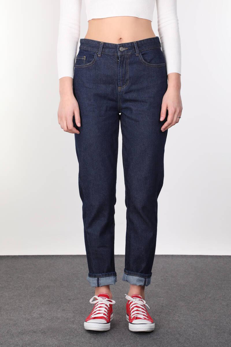 Джинсовые брюки Boyfriend Indigo Woman