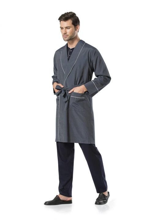 Pierre Cardin Men's 5-piece Set Röp Ateşambır Set