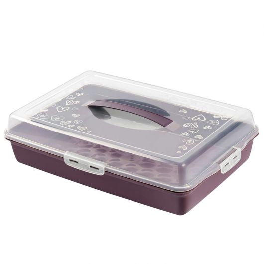 MARKAPIA HOME - Pastry and Pastry Storage and Carrying Container (1)