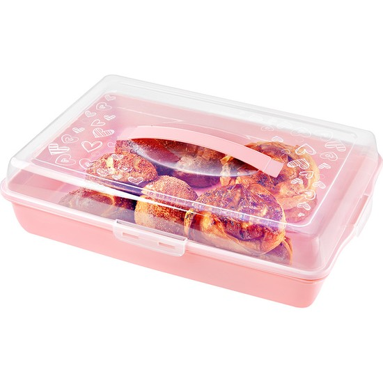 Pastry and Pastry Storage and Carrying Container