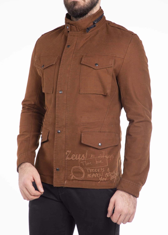 Cep Detaylı Ceket
