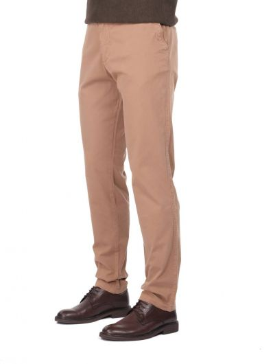 MARKAPIA MAN - Hardal Erkek Chino Pantolon (1)