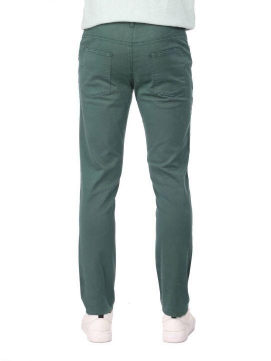 Green Men's Chino Pants