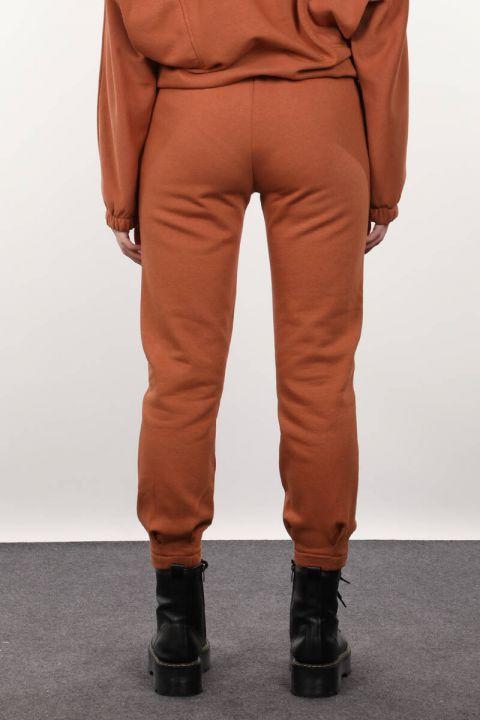 Women's Cinnamon Leg Tweezers Trousers