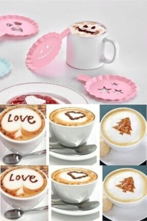 المشكل لتزيين القهوة والحلويات - Thumbnail