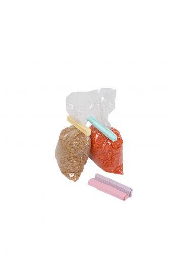 مشابك حقائب ملونة 4 قطع - Thumbnail
