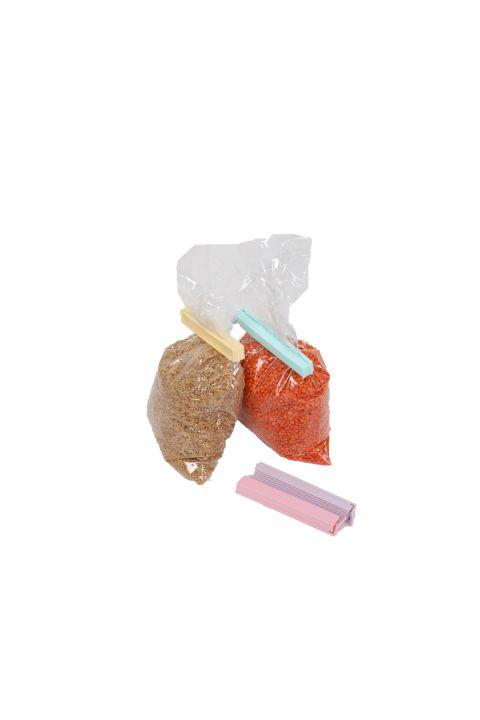 مشابك حقائب ملونة 4 قطع