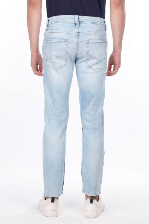 Comfort Blue Jean Men's Trousers