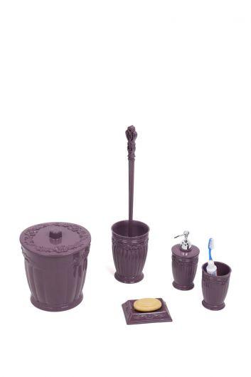 Туалетный набор Trash Bin Elite, 5 предм. - Thumbnail