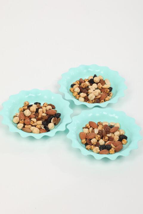 Набор из 3 печенья с ромашками