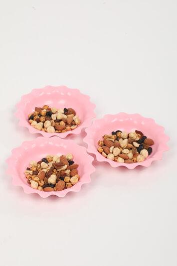 Набор из 3 печенья с ромашками - Thumbnail