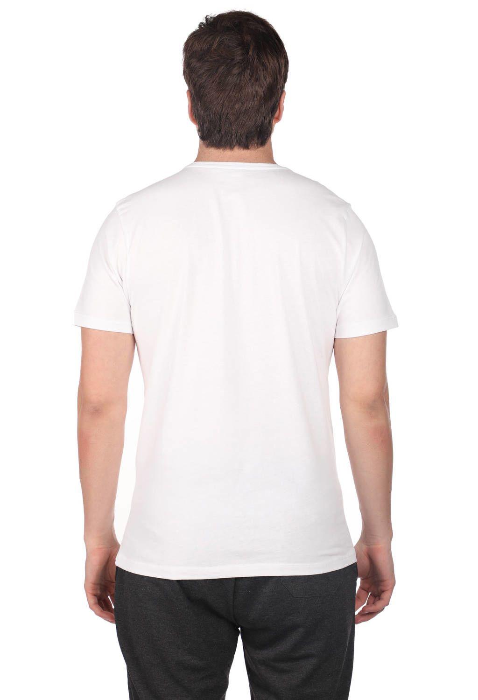 Enstrüman Desenli Erkek T-Shirt
