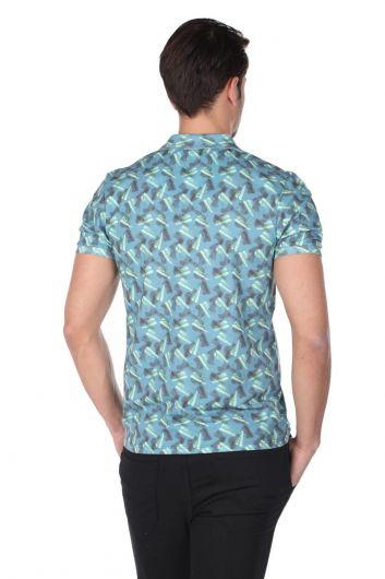 Erkek Polo Yaka T-Shirt - Thumbnail