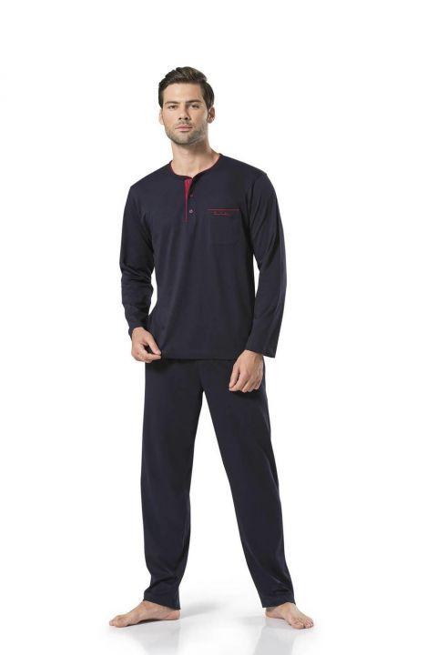 Pierre Cardin Erkek Pijama Set Takım