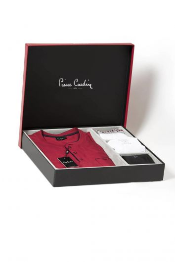 Pierre Cardin Erkek Pijama Set Takım - Thumbnail