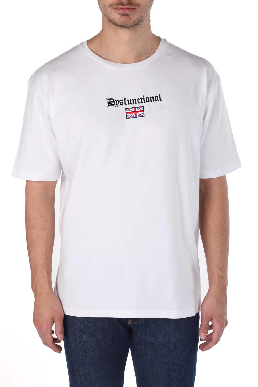 Erkek Bisiklet Yaka T-Shirt