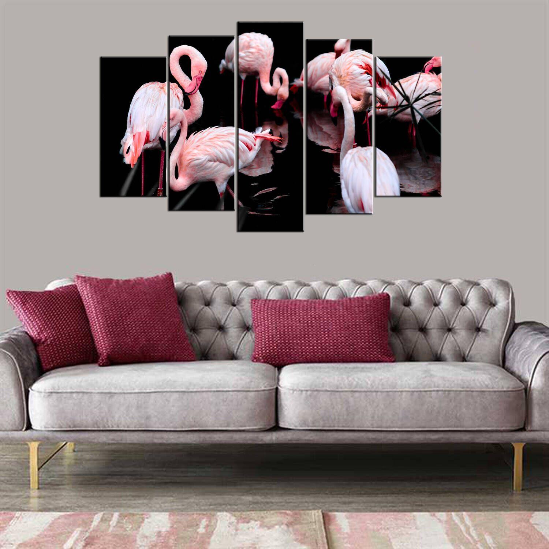 Flamingo View стол из МДФ, 5 шт.