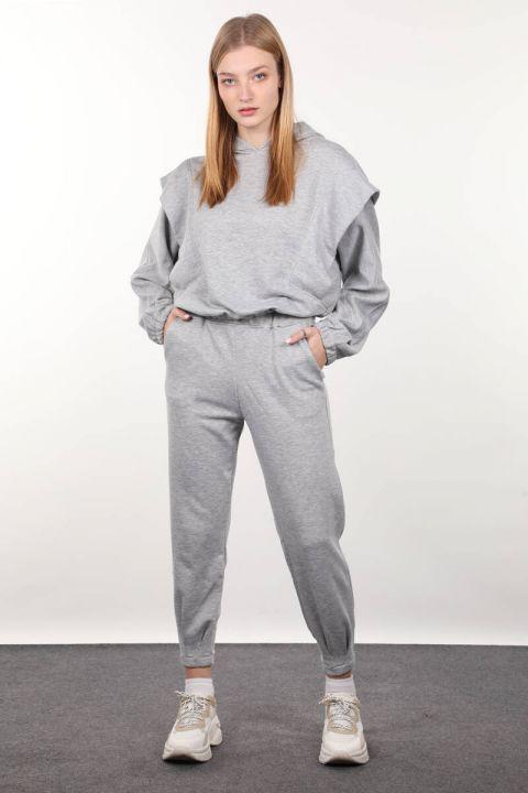Women's Gray Trousers