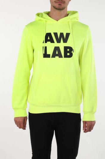 Men's Hooded Sweatshirt - Thumbnail