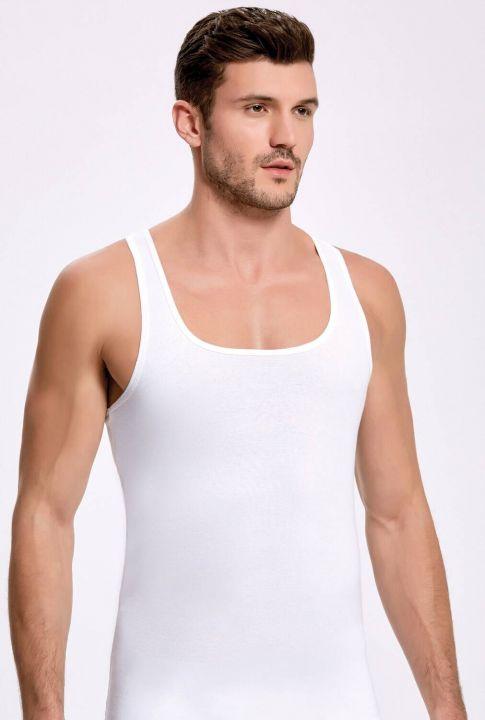 İLKE 1010 SPORTS WHITE MEN'S ATHLETES 5 PIECES