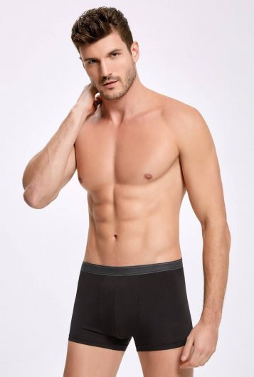İLKE 1605 MALE BOXER MODAL LYCRA 5 PIECES - Thumbnail