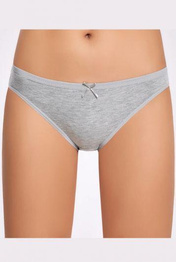 Principle Lycra Bow Bikini Briefs - Thumbnail