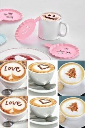 Kahve Ve Tatlı Süsleme Şekillendirici - Thumbnail