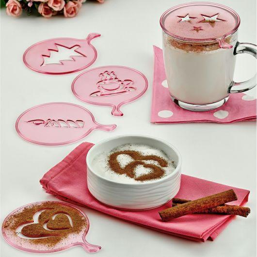 MARKAPIA HOME - Kahve Ve Tatlı Süsleme Şekillendirici (1)