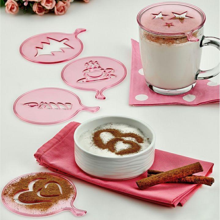 Kahve Ve Tatlı Süsleme Şekillendirici