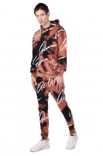 GLORIOUS GANSTA - Мужской спортивный костюм с капюшоном (1)