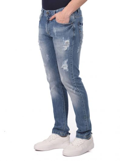 LAST PLAYER - Last Player Erkek Kot Pantolon (1)