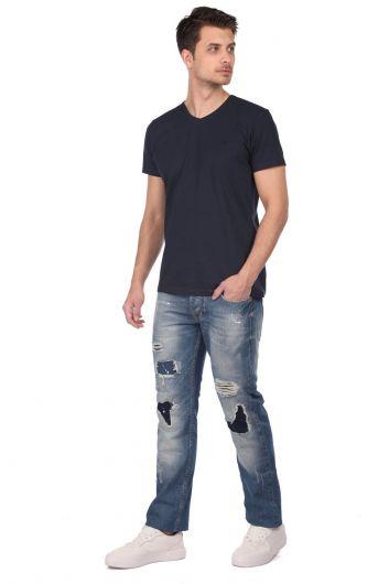 Last Player Erkek Kot Pantolon - Thumbnail